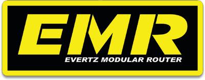EMR Audio Router (Hybrid Router) - High Density Modular